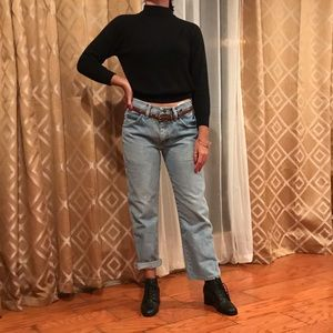 """wrangler """"regular fit Jeans"""". Fits as high waisted"""